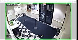 حمله عجیب به یک خوابگاه دانشجویی در آمریکا