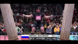 رویداد  ورزشی قویترین مردان اروپا2019 Europes Strongest Man