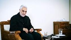 واکنش سردار سلیمانی به حمله پهپادی اخیر اسرائیل به لبنان