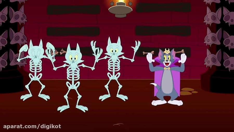 کارتون دیدنی موش و گربه - پادشاه گربه ها