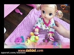 عروسک زنده بیبی الایو