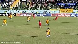 خلاصه بازی پرسپولیس 2 _ ٠ شهرداری ماهشهر