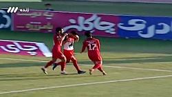 خلاصه بازی شهرداری ماهشهر 0 - 2 پرسپولیس