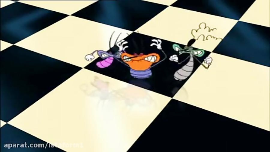 کارتون اوگی و سوسک ها (Oggy and the Cockroaches)فصل دوم قسمت 12