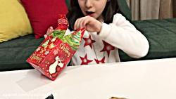شما هم آرزو دارید بابانوئل براتون هدیه بیاره