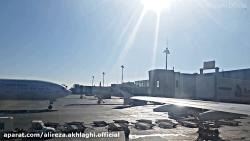 هواپیمایی امارات در فرودگاه امام خمینی تهران