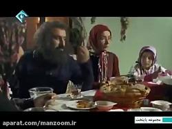 سکانس جالب سحری خوردن خانواده نقی در سریال پایتخت 4