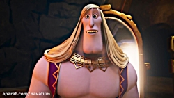 کارتون سینمایی کاپیتان سابرتوث و الماس جادویی