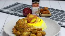 آشپزی با سحرخیز-طرز تهیه مرغ با آلو بخارا