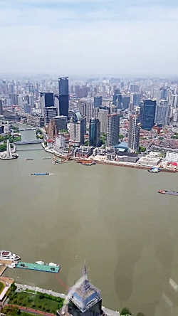 تماشای رود هوانگ پو از بالای برج مروارید