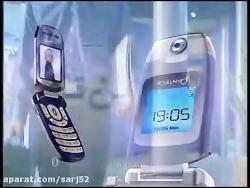 آگهی تبلیغاتی تلویزیونی گوشی Pantech G800
