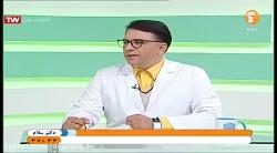 حضور دکتر سید علی جمالیان (سکته های قلبی و عوامل آن)
