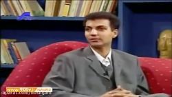 گفتگوی خاطره انگیز مهران مدیری با عادل فرودسی پور