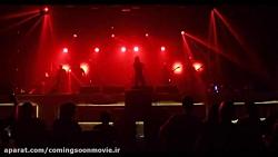 اجرای زنده موزیک تنها نذار از سیروان خسروی