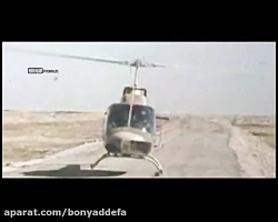 فیلم/ عقاب تیزپرواز جبهه های جنگ؛ شهید احمد کشوری