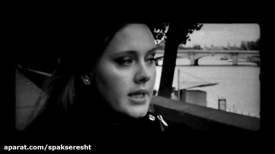 موزیک ویدیو Someone Like You از Adele با زیرنویس فارسی