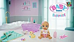 عروسک بيبي بورن سورپرايز Bathtub Surprise