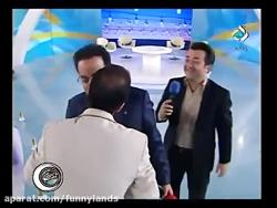 جوک های خنده دار و برنامه ی شومنی حسن ریوندی در شبکه 5