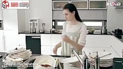 ماشین ظرفشویی ال جی مدل 1444