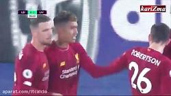 خلاصه بازی تماشایی لسترسیتی 0 - لیورپول 4