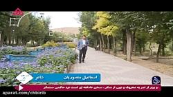 باغ پاییزی (اسماعیل منصوریان)