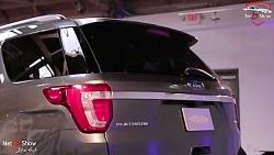 فورد اکسپلورر 2016 در نمایشگاه LA Auto Show 2014