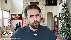 تهدید مهران مدیری توسط اپوزیسیون فراری!