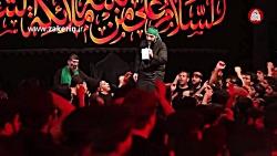 مداحی حاج سید مجید بنی فاطمه به نام قلب شب غوغاست