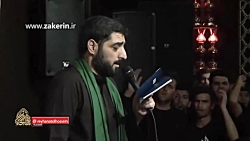 مداحی حاج سید مجید بنی فاطمه به نام بده ای باد صبا از بابام خبری