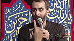 مداحی محمد حسین پویانفر به نام دل من باز به عشقت شده پابند محرم