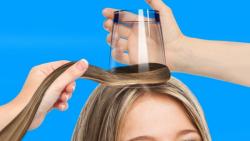 ترفند های ساده برای مدل دادن به مو