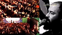 مداحی حاج حسین سیب سرخی به نام خیلی آرومه قلب پر درد بی بی معصومه