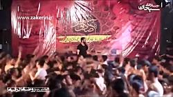 مداحی حاج حسین سیب سرخی به نام بازم توی قلب شهر آهی غریبونه بود