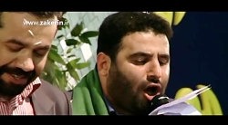 مداحی حاج محمود کریمی به نام شد سرود رو لبامون با یه قلب بی قرار