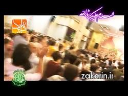 مداحی حاج مهدی اکبری به نام منم و دل هوایی با یه قلب کربلایی