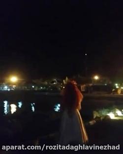 خاله فرشته مهربون ( ستاره صحنه اجرای کودک در کشور ) در شهر رویایی در کنار دریا