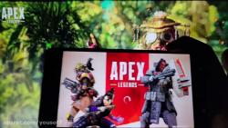 نصب و اجرای بازی  Apex Legends روی گوشی اندروید