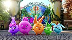 انیمیشن شاد کودکانه خرگوش های خورشیدی - قسمت 1 - Sunny Bunnies