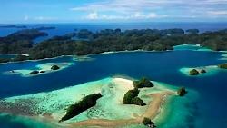جزیره NGKESILL - کشور پالائو