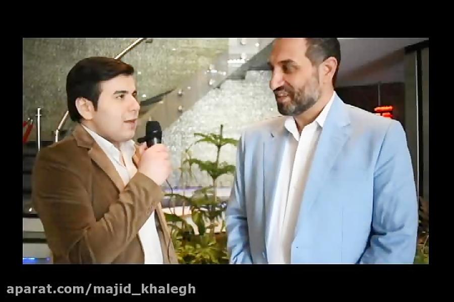 دکتر مجید خالقی در همایش سلامت و زندگی دانشگاه تهران