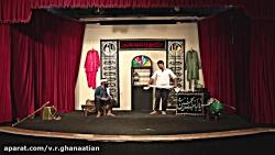 نمايش دانش آموزي/صحنه اي/ مسجد در انتظار/استان بوشهر/دوره36