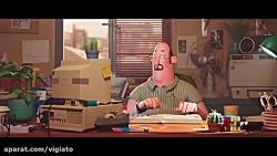 انیمیشن کوتاه Plaisir Sucré