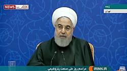 روایت رئیس جمهور از شکست نقشه های آمریکا علیه ایران