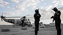 فیلمی از عملیات تکاوران نیروی دریایی ارتش و سپاه در رزمایش مشترک با چین و روسیه