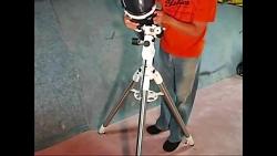 نصب تلسکوپ Omni 150  سلسترو...
