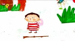 نقاش کوچولو - اول من اول من