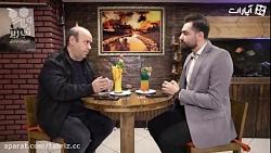 گپ و گفت صمیمی با ناصر هاشمی / بازگیر سینما ، تئاتر و تلویزیون