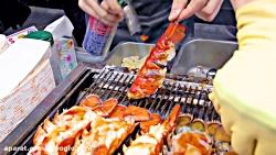 جاذبه های غذایی -چالش های غذایی بمبیی