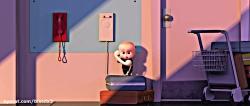 انیمیشن بچه رئیس - The Boss Baby 2017 با دوبله فارسی