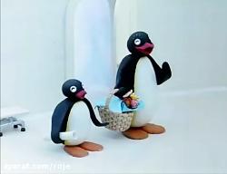 انیمیشن سریالی Pingu پینگو :: قسمت 47 ::